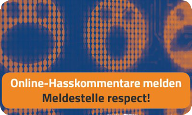 Logo Meldestelle respect!