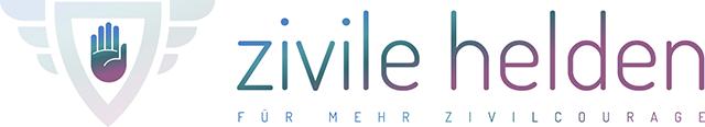 Logo Zivile Helden